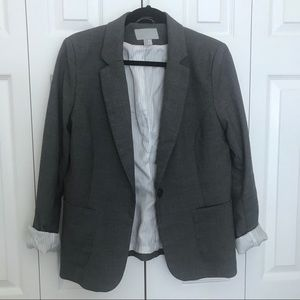 H & M Grey Blazer